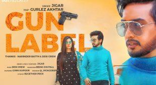 Gun Label Lyrics – Jigar