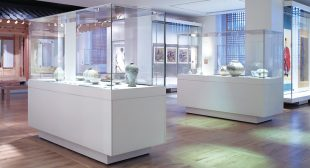 Best Quality Museum Display Cabinet