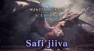 How to Beat Safi'jiva in Monster Hunter World Iceborne