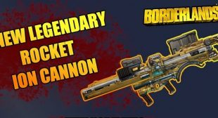 How to Get Ion Cannon Legendary Rocket launcher in Borderlands 3? – Office.com/setup