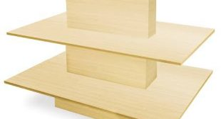 Best quality 3 Tiered Wood Display Table