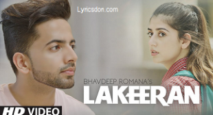 Lakeeran Lyrics –  Bhavdeep Romana