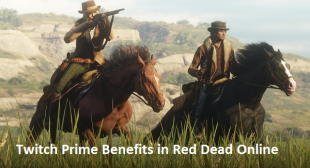 Twitch Prime Benefits in Red Dead Online