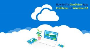 How to Fix OneDrive Sync Problems on Windows 10 – McAfee Activate