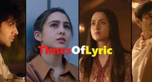 Mehrama Song Lyrics in Hindi