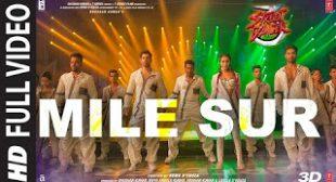 Navraj Hans, Shalmali Kholgade, Divya Kumar & Vayu's 'Mile Sur' Lyrics