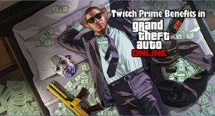 Twitch Prime Benefits in GTA Online