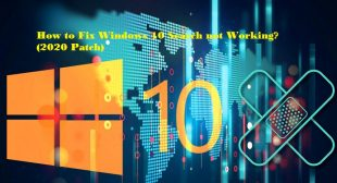 How to Fix Windows 10 Search not Working? (2020 Patch) – Wire IT Solutions