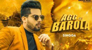Lyrics of Agg Da Barola Song
