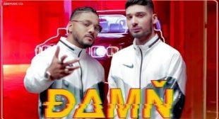Damn Song Lyrics – Raftaar ft. Kr$Na