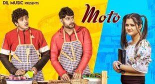Haye Re Meri Moto Song Lyrics – Diler Kharkiya