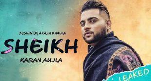 Sheikh Lyrics – Karan Aujla