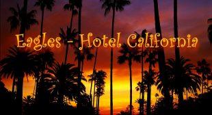 HOTEL CALIFORNIA LYRICS — EAGLES | NEWLYRICSMEDIA.COM