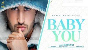 BABY YOU Jassi Gill Lyrics