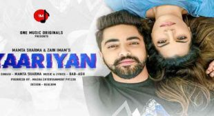 Yaariyan Lyrics – Mamta Sharma – Sbhilyrics