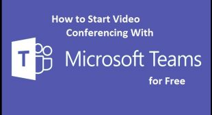 How to Start Video Conferencing With Microsoft Teams for Free