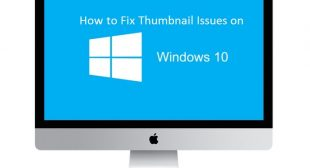 How to Fix Thumbnail Issues on Windows 10