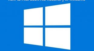 How to Microsoft File Recovery in windows