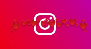 The Latest Romantic Flying Hearts Feature is Annoying the Instagram Users