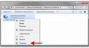 How to Enable and Disable Network Connections in Windows