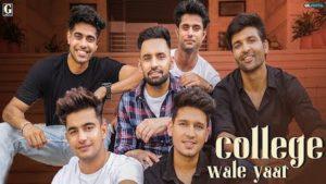 COLLEGE WALE YAAR – Harf Cheema