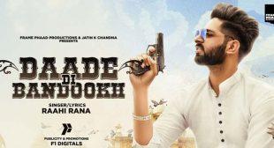 Daade Di Bandookh – Raahi Rana