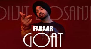 Faraar Lyrics – Diljit Dosanjh