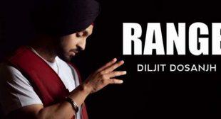 Range Lyrics – Diljit Dosanjh
