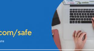 webroot.com/safe – Enter key code to Activate Webroot