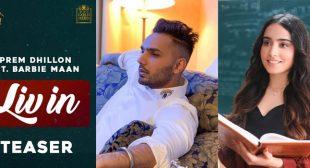 Liv In Lyrics – Prem Dhillon