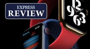 A Complete Review of Apple Watch 6