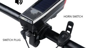 Solar Power for your Bike