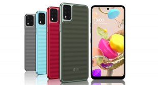LG Reveals a Punch Hole Selfie Camera on Three Entry-Level K-Series Devices