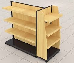 High quality Wooden display fixtures