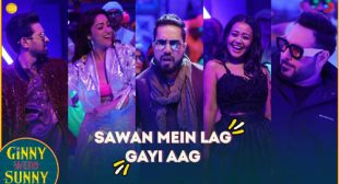 Sawan Mein Lag Gayi Aag Song Lyrics