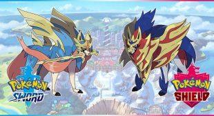 Pokemon Sword and Shield: List of Legendary All Pokemon