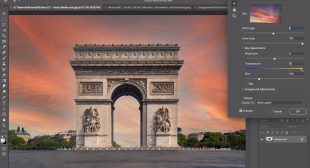 Beginners Guide to Replacing Sky in Pictures Using Photoshop