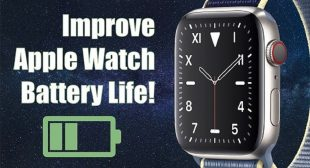 How to Fix Apple Watch Battery Life Issues?