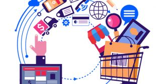 Get E-commerce development services with Suprams
