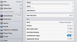 How to Set up Mail, Contacts, and Calendars Account on iPhone and iPad?