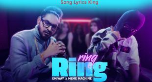 रिंग रिंग Ring Ring Emiway Bantai Lyrics in Hindi