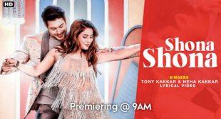 Shona Shona Lyrics and Video