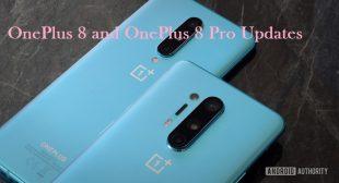 OnePlus 8 and OnePlus 8 Pro Updates
