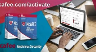 www.Mcafee.com/activate – Enter Product Key – Install & Activate