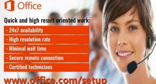 Office.com/setup – Enter Product key – www.office.com/setup